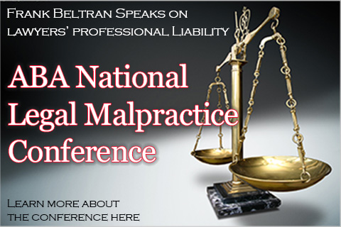 ABA National Legal Malpractice Conference